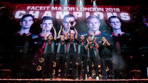 Astralis voitti Lontoon majorin.