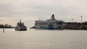 Fartygstrafik