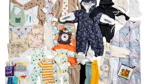 Moderskapsförpackning 2021