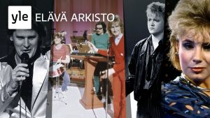 Suomen euroviisuedustajia 1980-luvulta