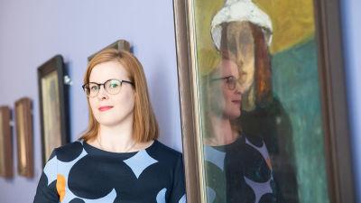 Oulun teatterin toimitusjohtajaksi valittu Anu-Maarit Moilanen