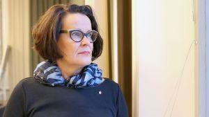 Uleåborgs stadsdirektör Päivi Laajala