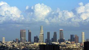 Centrum av Los Angeles.