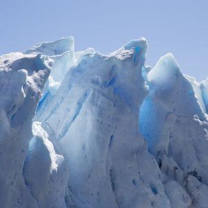 Perito Moreno-glaciären i Patagonien
