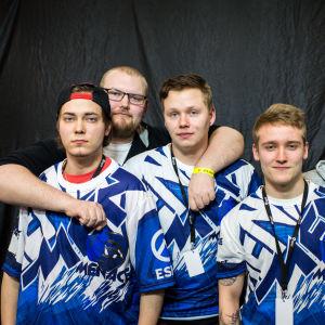 Team Menace.fi CS:GO-joukkue