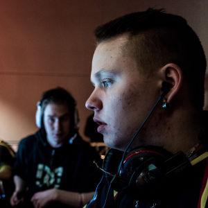 "Miikka ""suNny"" Kemppi pelaa ENCE eSports -organisaatiossa CS:GO:ta"