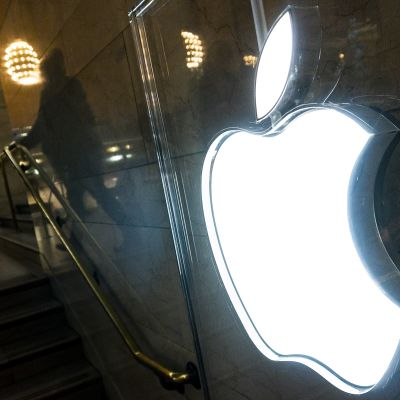 Applen myymälä New yorkissa.