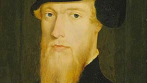 Porträtt av Erik XIV