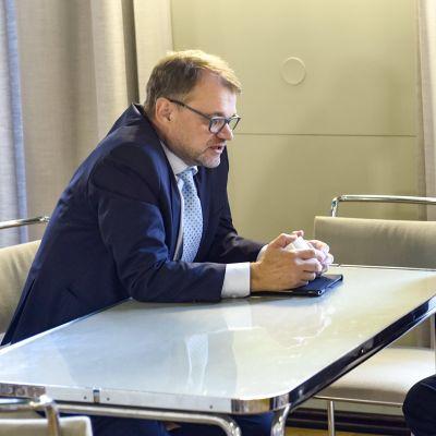 Juha Sipilä ja Antti Rinne