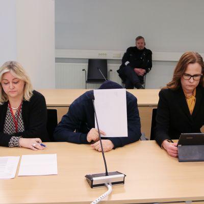 Järjestyksessään toinen törkeä Oulun tämän talven seksuaalirikosepäily eteni oikeuteen