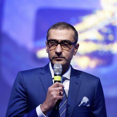 Nokian toimitusjohtaja Rajeev Suri.