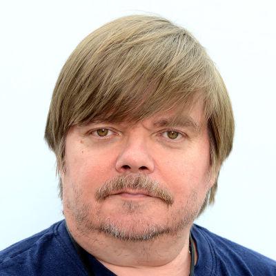 Forskningschef Ari Karppinen vid Meteorologiska institutet.