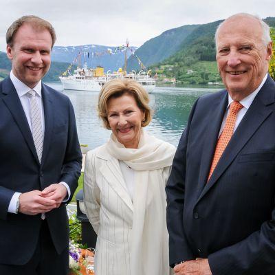 Dokumentti Norjan kuningasperheen vuodesta 2019.