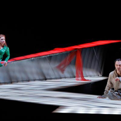 Kuva Kansallisoopperasta Richard Wagnerin oopperasta Parsifal