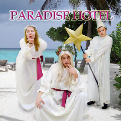 Paradise Hotel Lucia parodi.