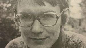 Kalevi Aho vuonna 1977. Kuva tarkoitettu Kalevi Ahon esseeseen Heimat-sarjasta.