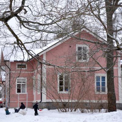 Lekskolan Regnbågen i Borgå 28.01.2020