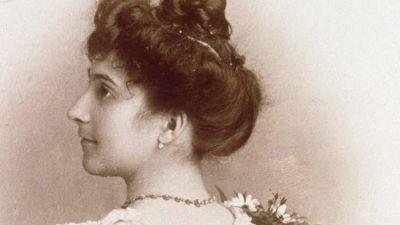 Jeanne Calment som 20-åring (1895).