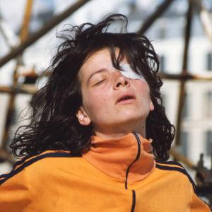 Pont-Neufin rakastavaiset, ohjaus Leos Carax. Kuvassa Juliette Binoche.