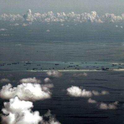 Saari Etelä-Kiinan merelle