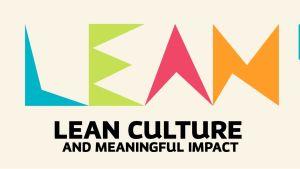 Lean Culture 2020 -tapahtuman logo