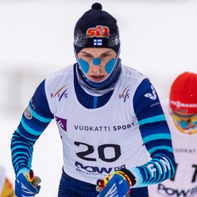 Alexander Ståhlberg i JVM.