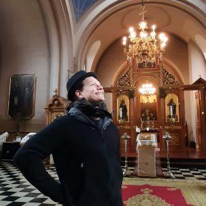 Leo Lönnroth Vaasan ortodoksisessa kirkossa