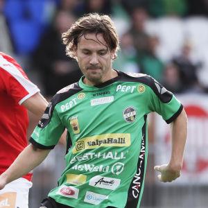 Sebastian Mannström, KPV.