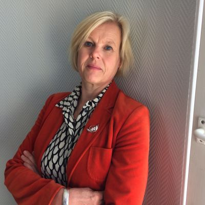 Populistforskaren Ann-Cathrine Jungar