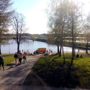 Hovrättsparken i Vasa
