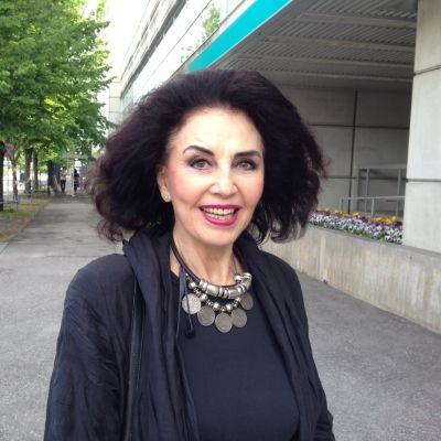 Lenita Airisto är Stadin friidu 2013