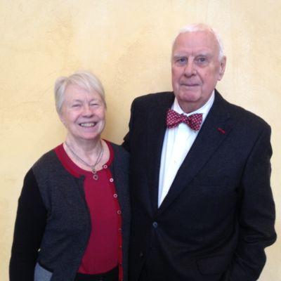 Marianne Nordman och Erik Rune Hermans