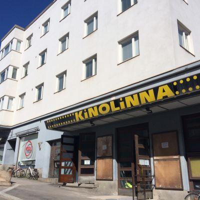 Mikkelin toinen elokuvateatteri, Kinolinna, on remontissa juhannukseen asti. Vanha elokuvateatteri remontoidaan uuden ajan yleisön maun mukaiseksi.