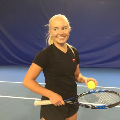 Monica Malinen, tennispelaaja