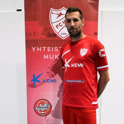 Futsal-pelaaja Boris Cizmar