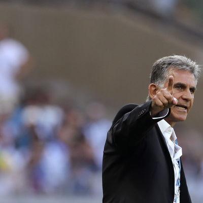 Carlos Queiroz, VM 2014