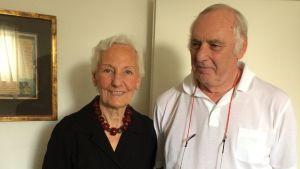Elke och Werner Zimmer.
