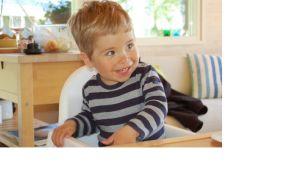 När Elias var två år kunde han leva som alla andra friska barn.