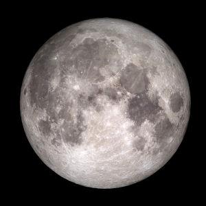 NASA:n etukäteisarvio superkuusta marraskuussa 2016
