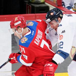 Tjeckien stoppade ryssland