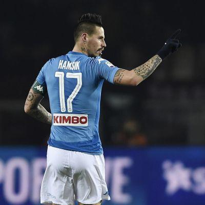 Marek Hamsik i Napoli