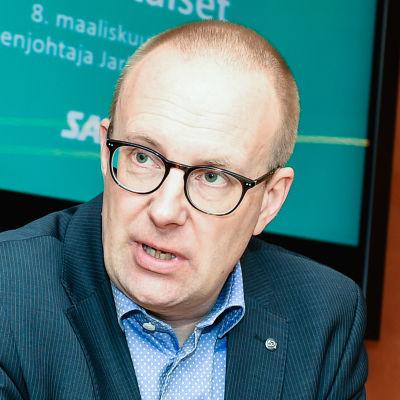 FFC-ordföranden Jarkko Eloranta.