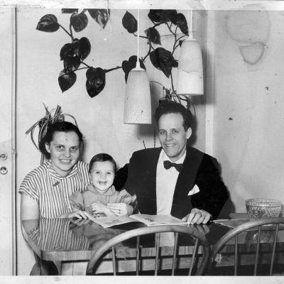 Mamma, pappa, barn, 30-tal