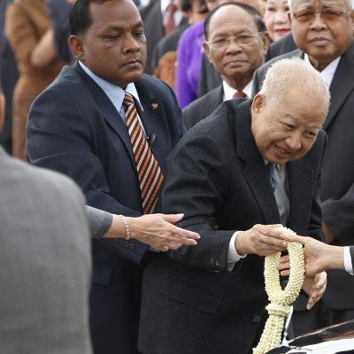 Norodom Sihanouk