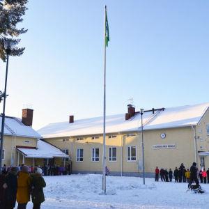 Tuorsniemen koulu Porissa