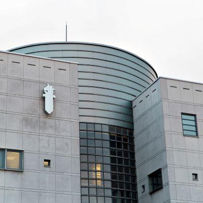 Keskusrikospoliisin keskuspaikka Vantaalla.