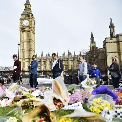 Britannia terrori-isku Lontoo.