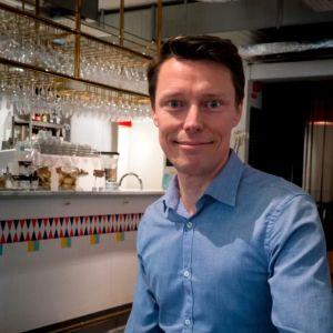 Niklas Gustafsson.