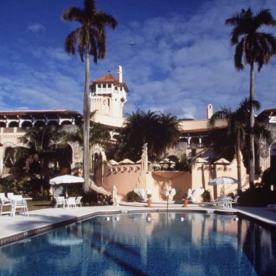 Donald Trumpin kartano Mar-a-Lago Palm Beachilla.