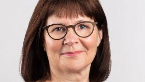 Personporträtt på Riitta Brandt.